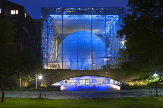 Американский Музей Естествознания_4