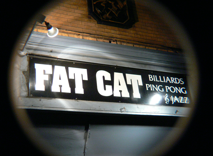 Fat Cat New York