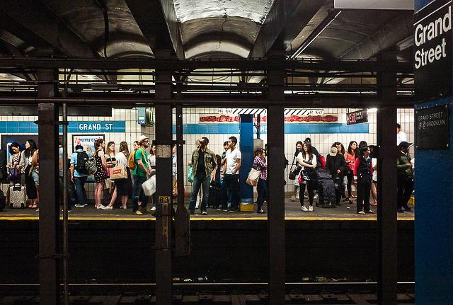 метро Нью-Йорка 1