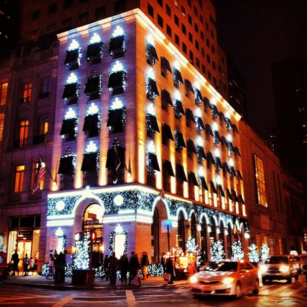 Harry Winston Store at 5th Ave