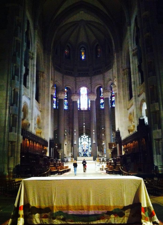Собор Иоанна Богослова Нью-Йорк