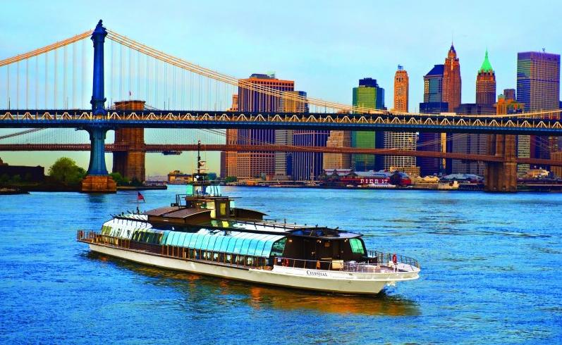 Bateaux-Нью-Йорк-круиз по Гудзону_10