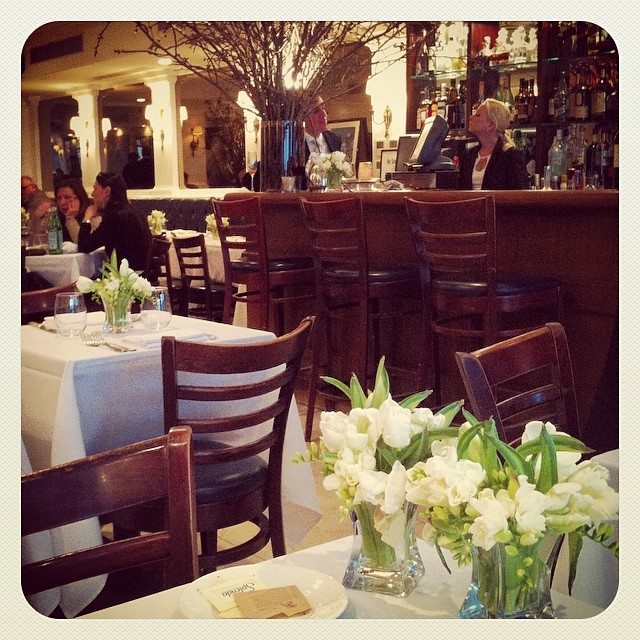 Лучший Итальянский ресторан Нью-Йорка - NELLO