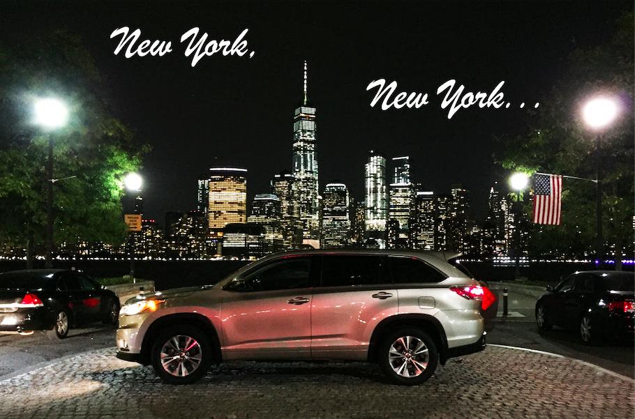 Экскурсии по Нью-Йорку на автомобиле