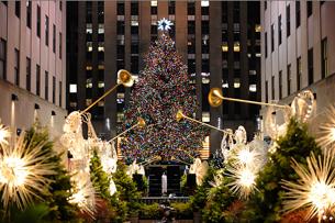 Рождество и Новый Год в Нью-Йорке