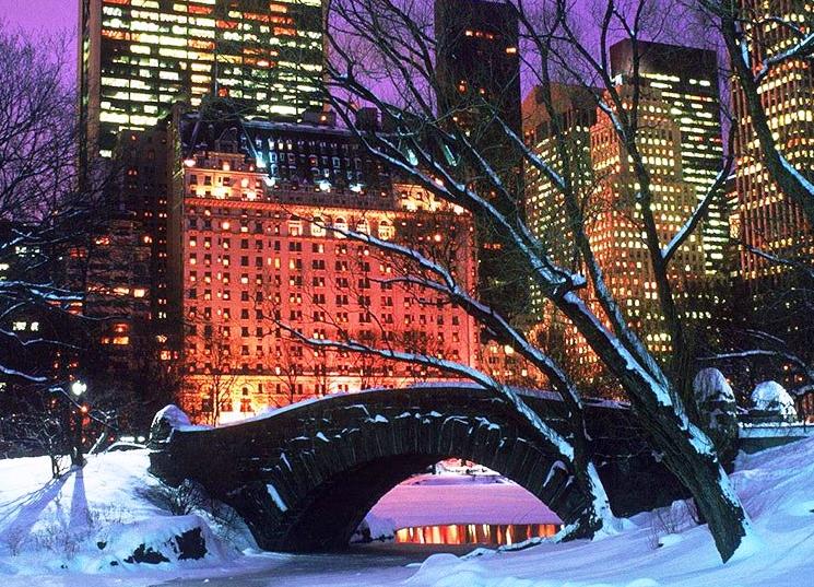 Рождество_в_Нью-Йорке