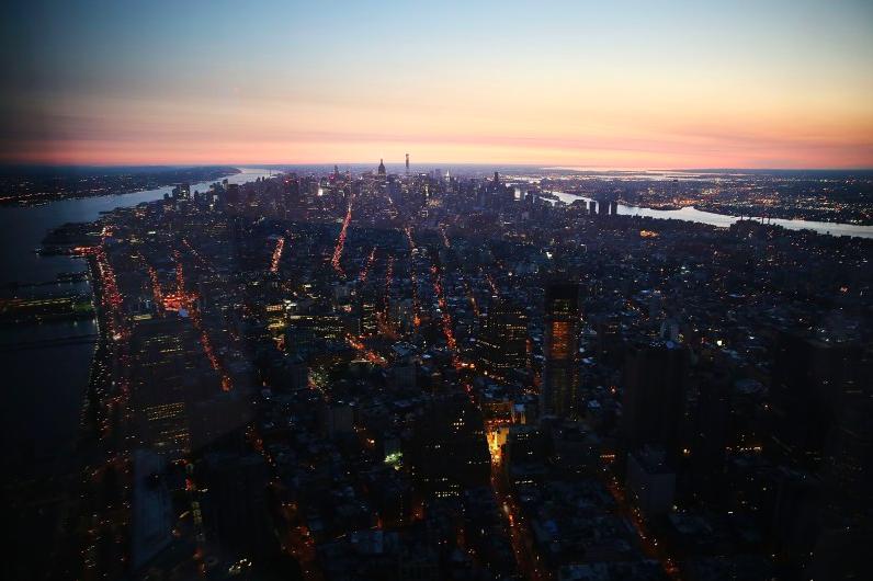 Обзорная площадка ONE WTC_3