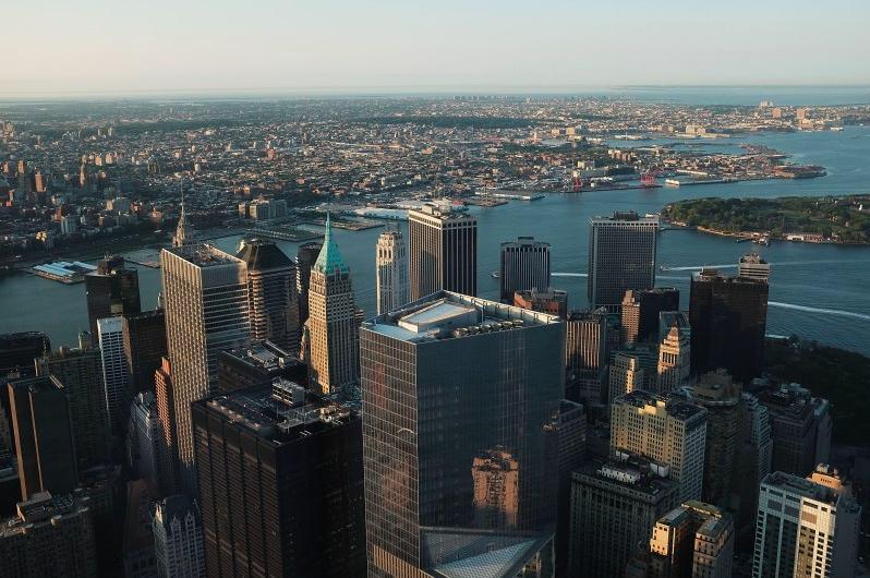 Обзорная площадка ONE WTC_4
