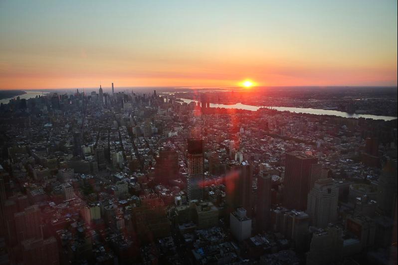 Обзорная площадка ONE WTC_6