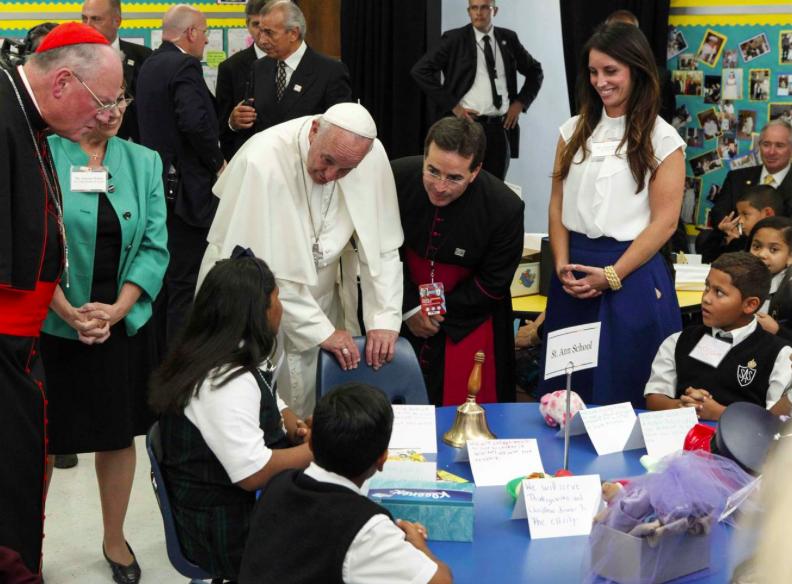 Папа Римский в Нью-Йорке_2