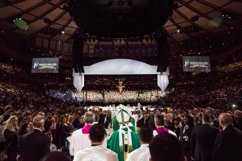 Папа Римский в Нью-Йорке_3