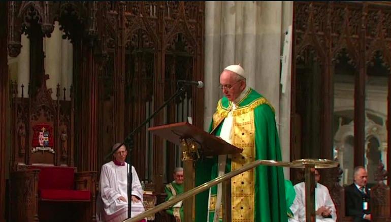 Папа Римский в Нью-Йорке_4