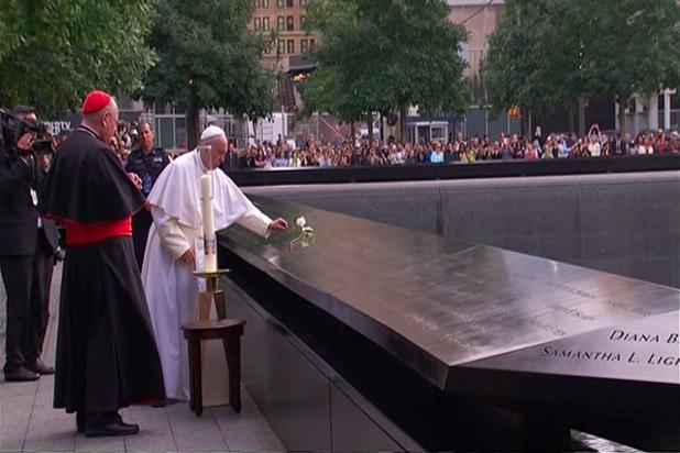 Папа Римский в Нью-Йорке_6