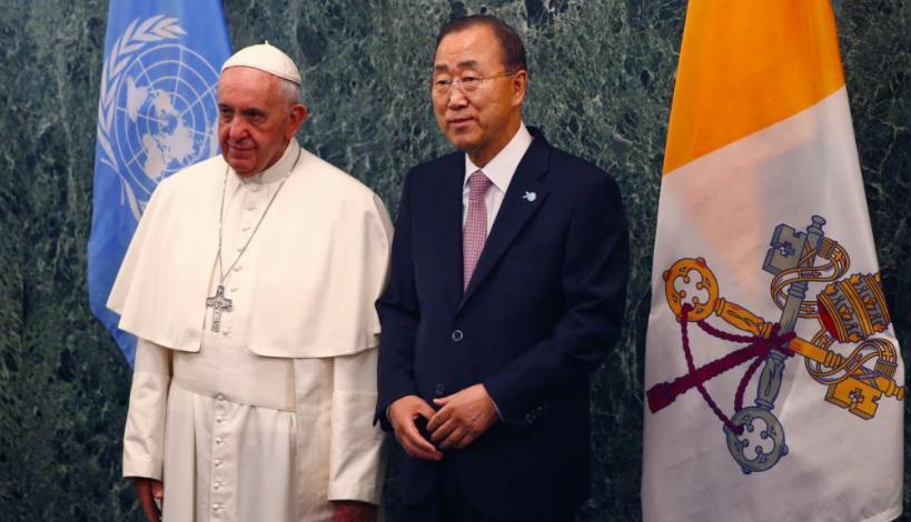 Папа Римский в Нью-Йорке_7