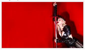 Мадонна Нью-Йорк