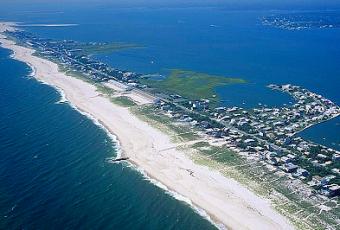 Нью-Йорк пляж