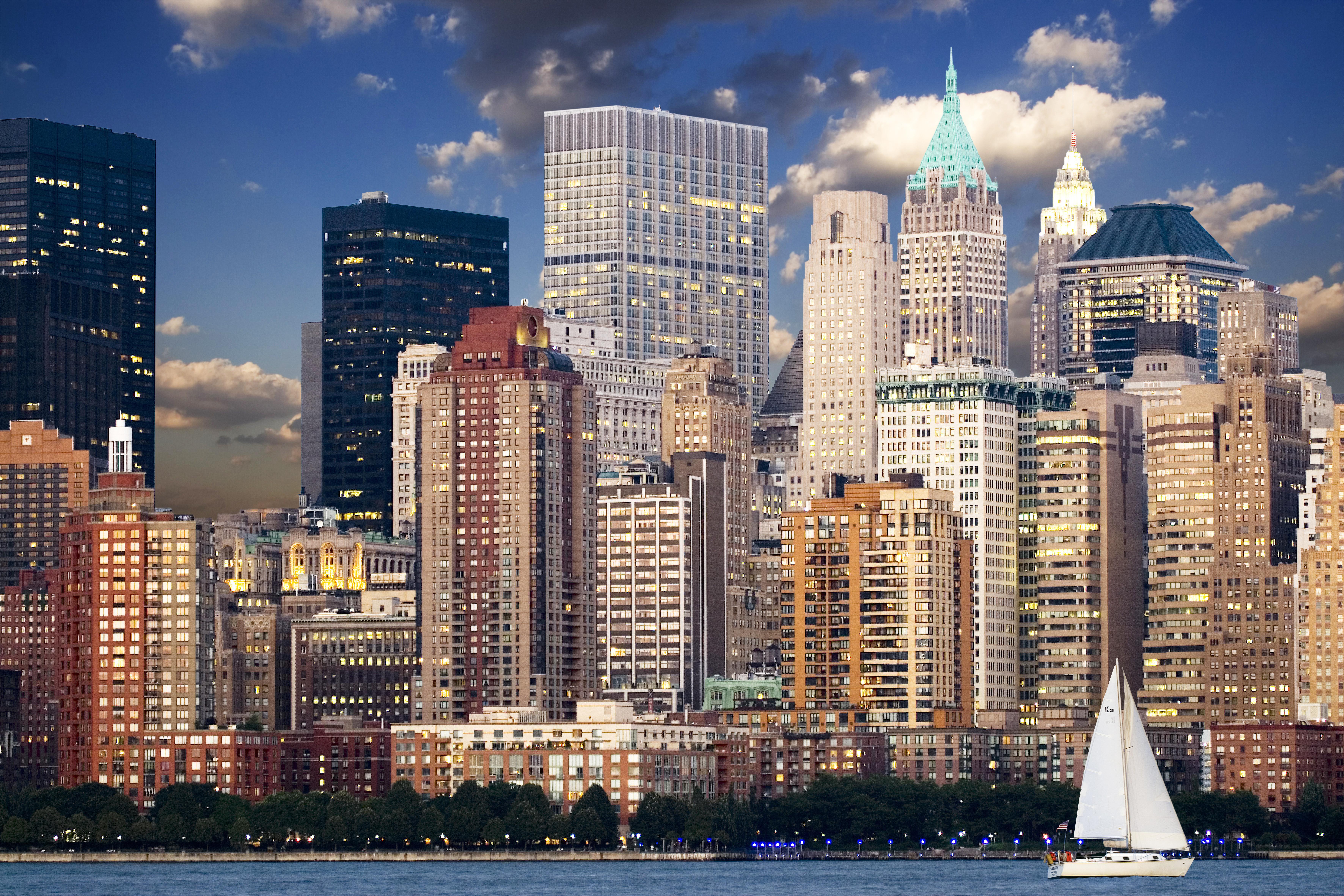 Аренда яхты в Нью-Йорке 1