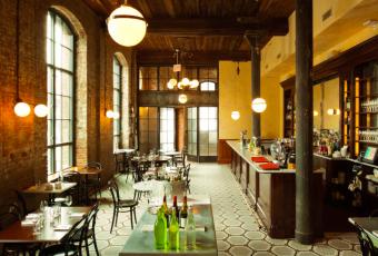 Лучшие кофейни Нью-Йорка