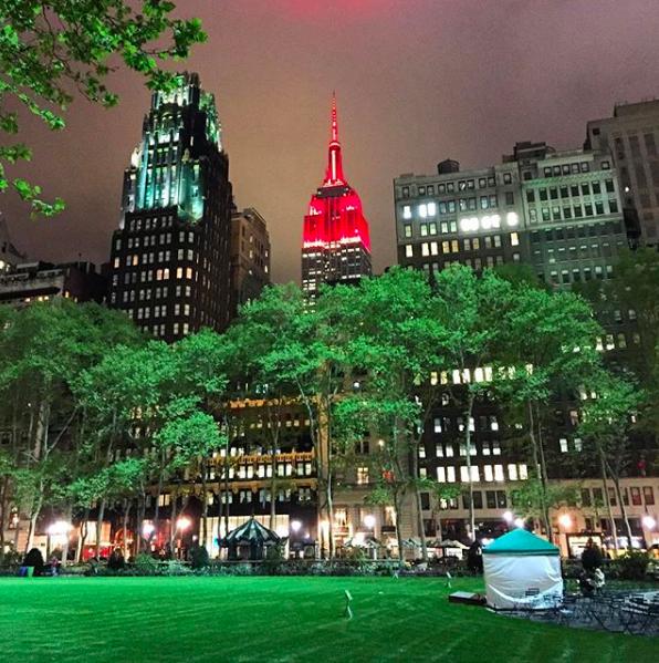 Самые фотогеничные места Нью-Йорка 1