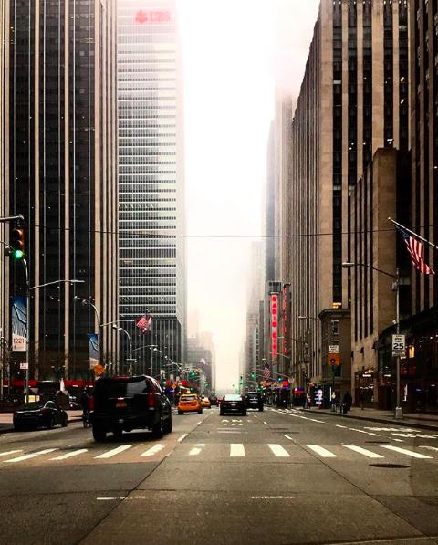 Самые фотогеничные места Нью-Йорка 11
