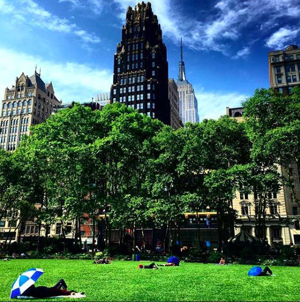 Самые фотогеничные места Нью-Йорка 2