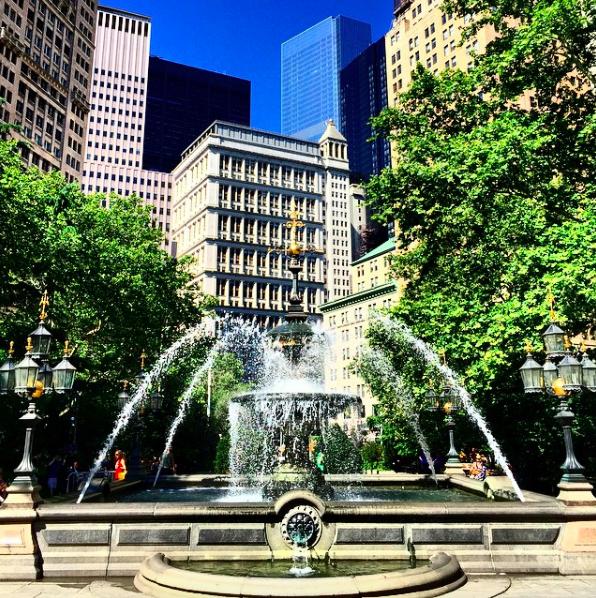 Самые фотогеничные места Нью-Йорка 4