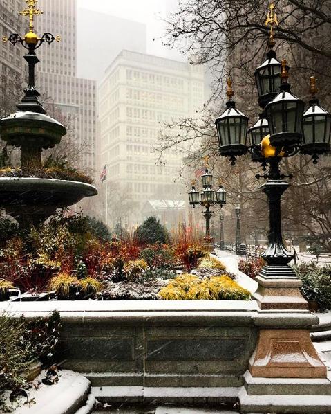 Самые фотогеничные места Нью-Йорка 5