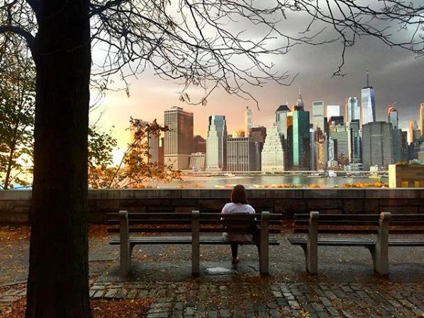 Самые фотогеничные места Нью-Йорка 8
