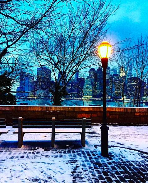 Самые фотогеничные места Нью-Йорка 9