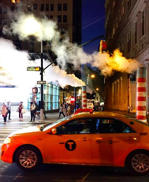 Фотографии Нью-Йорка в моем Инстаграм — 20-4