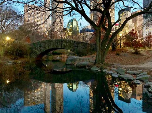 Фотографии Нью-Йорка в моем Инстаграм — 20-5