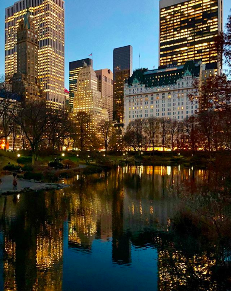 Фотографии Нью-Йорка в моем Инстаграм — 20-6