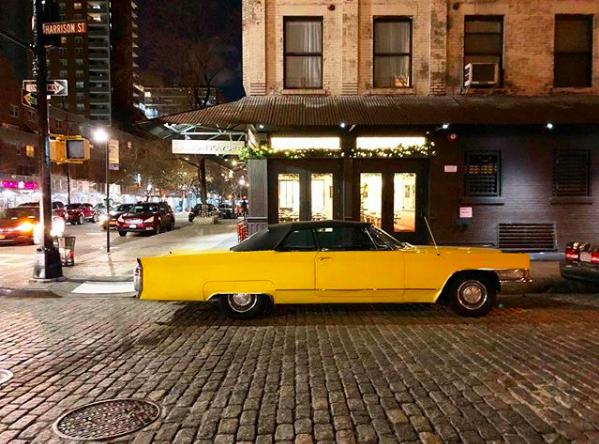 Фотографии Нью-Йорка в моем Инстаграм — 20-8