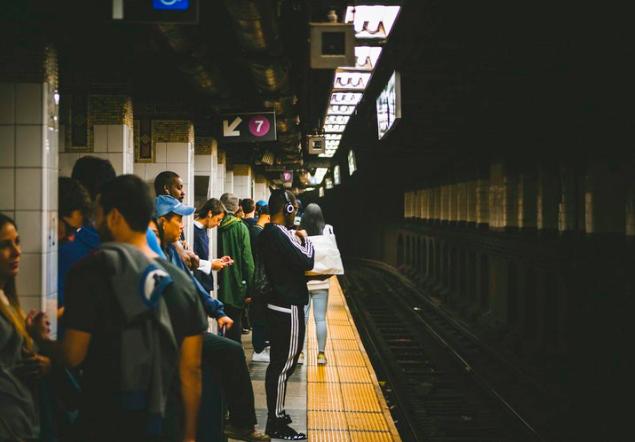 Нью-Йорк_метро 1
