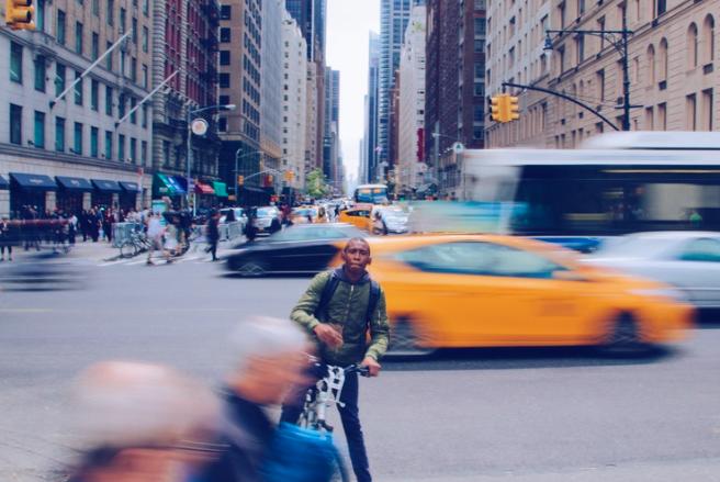 Нью-Йорк_такси 2
