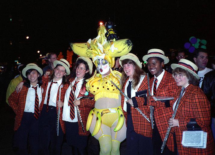 Хэллоуин Парад 2018 в Нью-Йорке 1