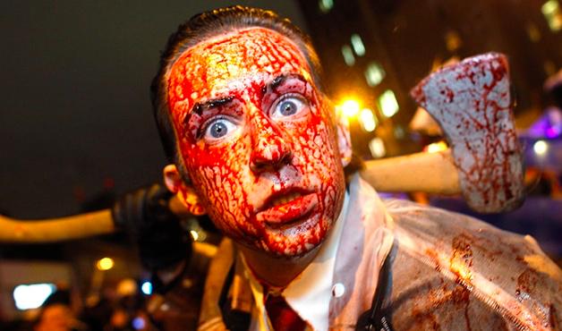 Хэллоуин Парад 2018 в Нью-Йорке 6