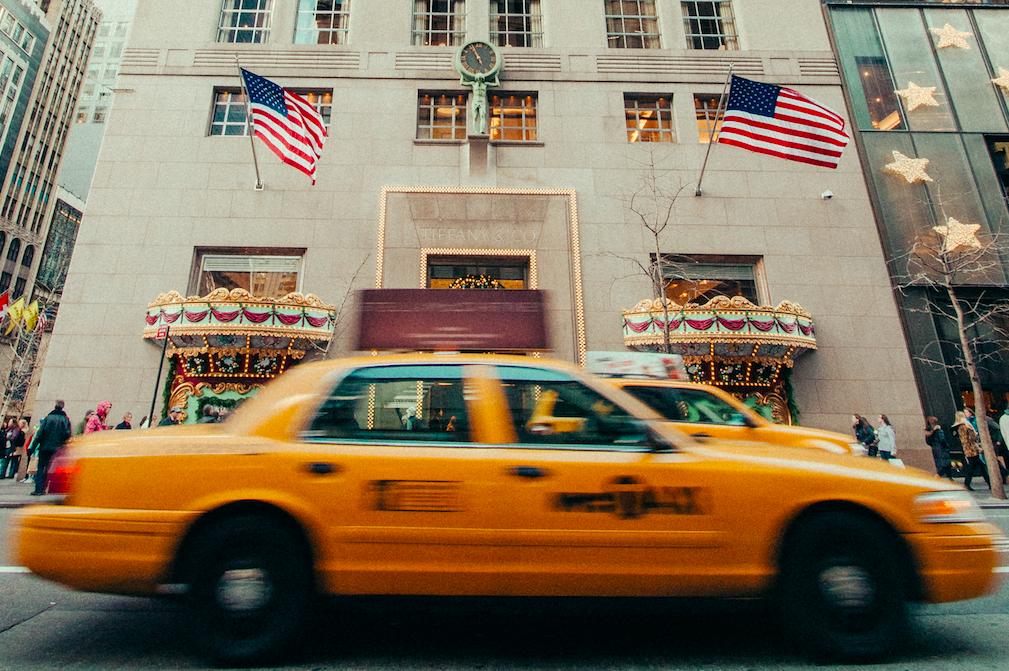 Шоппинг в Нью-Йорке 2