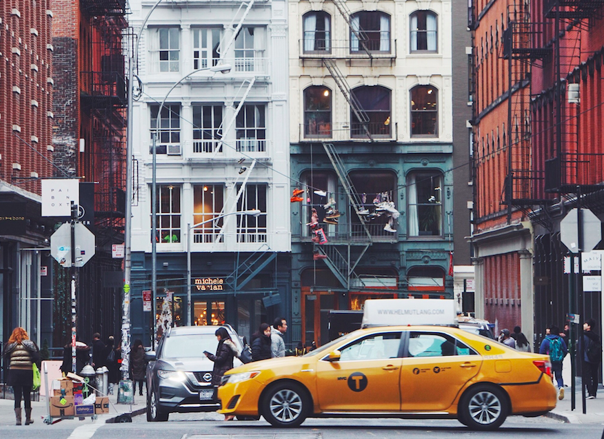 Шоппинг в Нью-Йорке 3