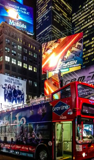 Экскурсия в Нью-Йорке на Автобусе-автобусная экскурсия по Нью-Йорку-1