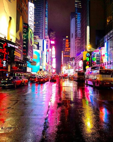 Фотографии Нью-Йорка в моем Инстаграм - 22-11
