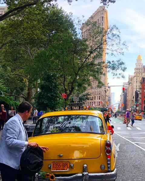 Фотографии Нью-Йорка в моем Инстаграм - 22-13