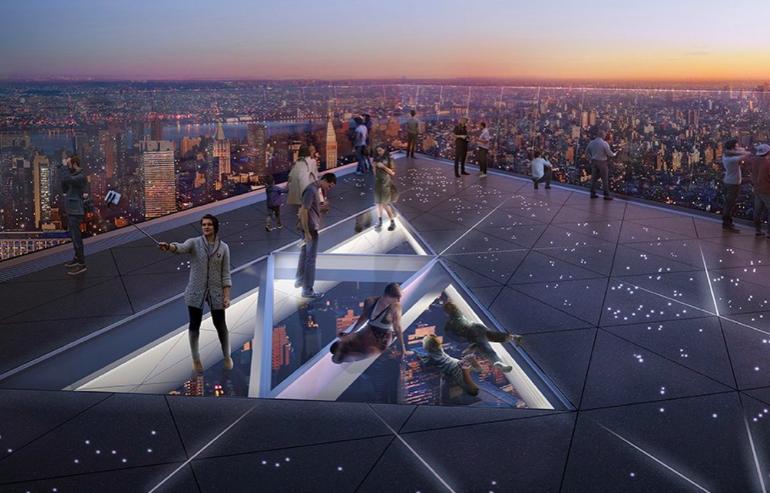 Новая смотровая площадка Нью-Йорка 1