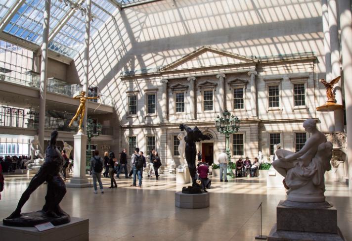 Экскурсия по музею Метрополитен 2