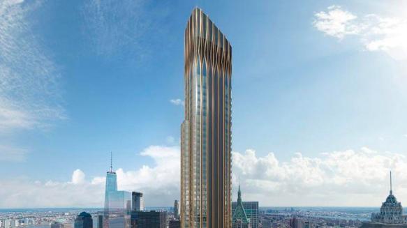 Новые небоскребы Нью-Йорка 2