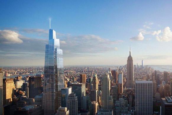 Новые небоскребы Нью-Йорка 3