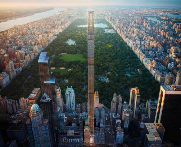 Новые небоскребы Нью-Йорка 4