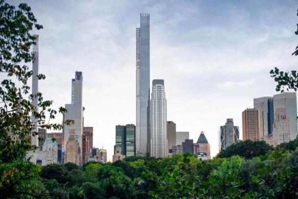 Новые небоскребы Нью-Йорка 5