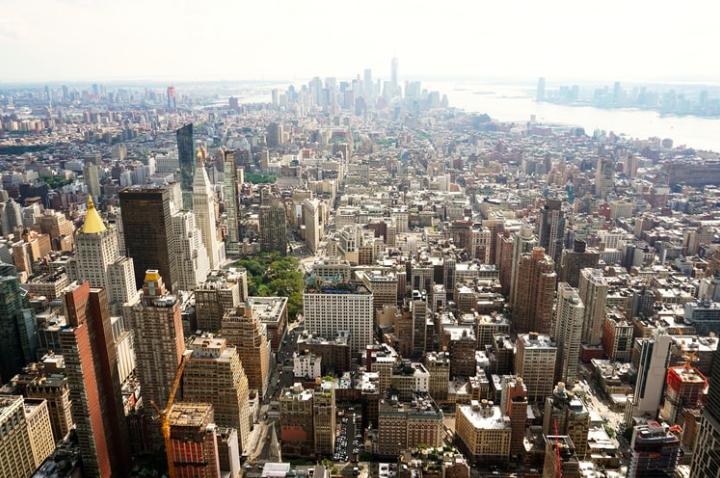Новые небоскребы Нью-Йорка 6