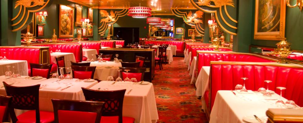 Русские рестораны Нью-Йорка